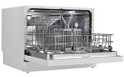Danby DDW611WLED Countertop Dishwasher